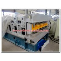 Buy cheap Double Layer Steel Roof Sheet Roll Forming Line for Production of Two Different from wholesalers