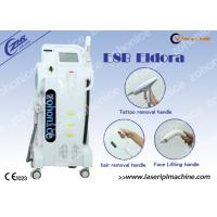 E - Light Ipl Beauty Machine For Face Lifting , Blood Vessels Removal Manufactures