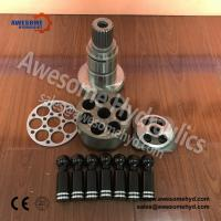 Small Pump Spare Parts , Rexroth Piston Pump Parts A6VM28 A6VM55 A6VM80 A6VM107 A6VM140 A6VM160 A6VM200 A6VM355 A6VM500 Manufactures