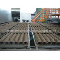 Raw Material Waste Paper Egg Tray Production Line Fruit Tray Making Machine Manufactures