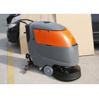Dycon Orange Floor Cleaning Equipment Automatic Floor Scrubber With Batterry Manufactures