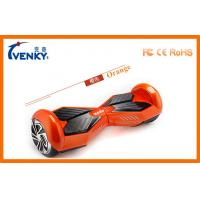 Rechargeable Standing dual wheel electric skateboard scooter With LED Light For Adult Manufactures