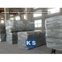 Heavy Zinc Galvanised Gabion Basket With Straight / Reverse Twisted Galfan Coated Wire Manufactures