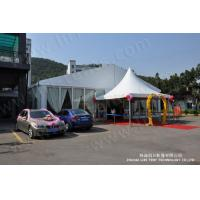 China PVC Waterproof Luxury Outdoor Wedding Tents with aluminum Frame for wedding on sale