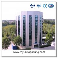 PLC Controlled Ring Type Tower Automated Parking System Manufactures