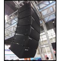 Mini Dual 6 Inch 280w Active / Passive Line Array Speaker Nighclub Sound System Manufactures