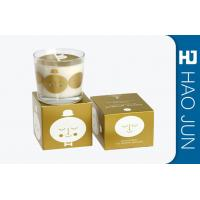 Retail Luxury Candle Box Candle Tube Packaging With Bio - Degradable Materials Manufactures
