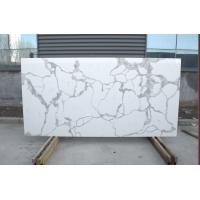 China Commercial Solid Stone Countertops For ADA Night Stand Bar Material Optional on sale