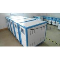 High Efficiency Water Cooled Water Chiller With Stainless Steel Water Tank Manufactures