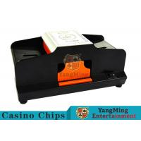 Casino Dedicated Professional Automatic Card Shuffler With Easy Operation Manufactures