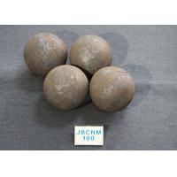 B3 D100MM Grinding Balls For Ball Mill  High Hardness 61-62HRC for Cement Mill / Copper Mines Manufactures