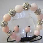 Fashion Jewelry Shamballa Beads Bracelets as Friendship Gift Manufactures