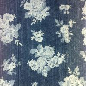 111011-3 80% Cotton 20% Poly Printing Denim Manufactures