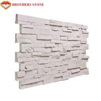 Exterior Artificial Stone Type Cultured Stone Panel Polyurethane PU Faux Stone Wall Panel Manufactures