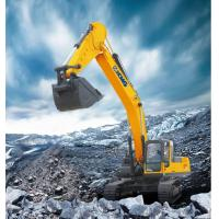 Quality XE370CA 37 Ton Rc Crawler Hydraulic Excavator 1.8m³ Capacity Speed 3.2 km/h for sale