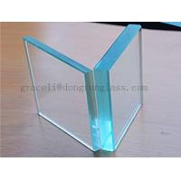 Alibaba glass supplier 3mm-19mm Flat/Bent toughened glass price / tempered glass Manufactures