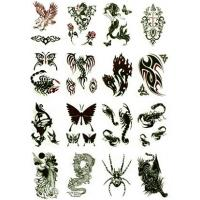 Temporary Body Tattoo Sticker Manufactures