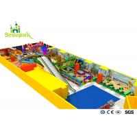 Children Indoor Playground Equipment With Good After-sale Service Manufactures