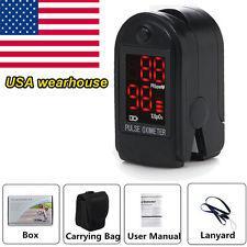 NEW Fingertip Pulse Oximeter Blood Oxygen SpO2 Monitor, PR, FDA&CE, CMS50DL Manufactures