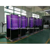 China 49 Inch Floor Digital Signage Infrared Touch Frame Android System on sale