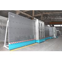 Full Automatic Flat Press Double Glass Machine , Double Glazing Equipment Manufactures