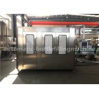 China PLC Control Natural Mineral Drinking Water Bottle Filling Machine 10000BPH Electric Driven Driven on sale