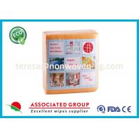 China Green Electronic Cleaning Wipes Window Cleaning Wipes Absorbent on sale