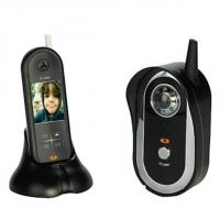 China Visual 2.4ghz Audio Video Doorbell Wireless 300 Meters For Office on sale