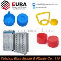 China OEM Cheap Custom Hot Runner 5 Gallon Water Bottle plastic Cap Mould/ oil cap mold Manufactures