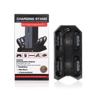 China PS4 Cooling Fan Gaming Charging Station / Vertical Charging Stand With Usb Hub on sale