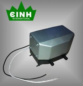 Pneumatic Diaphragm Electromagnetic Air Pump Low Pressure 30kpa AC24V AC12V Manufactures