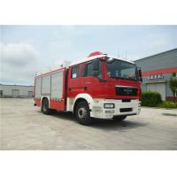 Reversible Cab Emergency Rescue Vehicle 8960×2475×3400mm Dimension G131-9 Gearbox Manufactures