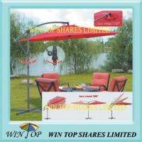 China Outdoor Garden Umbrella for Patio and Cafe on sale