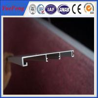Aluminum Profile Furniture Edge Banding/Metal Edge Furniture Banding Manufactures