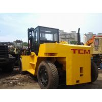 China 10t TCM Container forklift used forklift for sale japan on sale