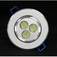 China Energy Saving Yellow 3W 85 - 265V 6000K Led Ceiling Downlight Fitting with long life-span on sale