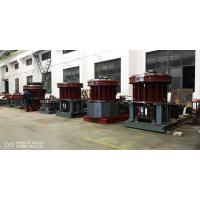 China No Roller Bearing Vertical Biomass Pellet Making Machine  Waste Paper Pellet Mill on sale