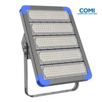 China Pole Mounted Led Flood Lights​ 140lm/w IP66 250W Modular For Golf Course / Tower Crane on sale