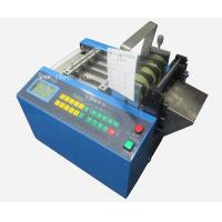 China Automatic silicone tube cutting machine, silicone tube cut to length machine on sale