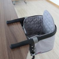 China Hook On Chair, Fast Table Chair, Portable & Foldable Hook-On Booster on sale