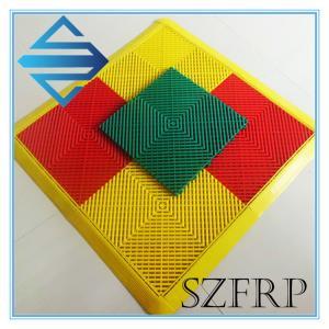 Interlocking Plastic Floor Tiles Manufactures