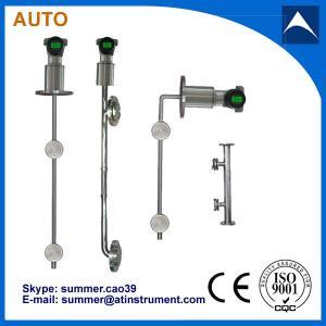 China Intelligent differential pressure online density meter (concentration meter) on sale