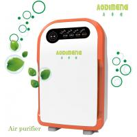 Household Formaldehyde PM2.5 Removel air oxygen purifiers HEPA filters Ionizer Type Electric ozone anion air purifier Manufactures