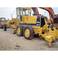 5 Shanks Ripper Used KOMATSU Grader GD623A-1 Komatsu 6D125 Engine 155HP Good Condition Manufactures