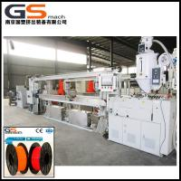 1.75mm 3.0mm 3D Printer Filament Extruder Machine With 1 Year Warranty Manufactures