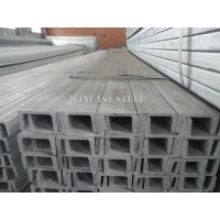 Mirror Polish Stainless Steel Channel Bar C Type for Construction Manufactures