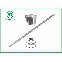 Plus Rotary Hammer SDS Drill Bits For Brick U Flute Type Sand Blasted Surface Manufactures