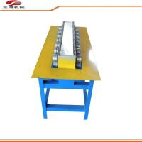China Color Steel Roll Forming Accessory Machine For Interior / Exterior Wrapping on sale