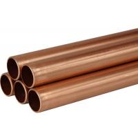 China Great 99.9% pure red copper round bar , copper rod for industrial , construction on sale