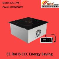 Countertop Induction Cooker with Digital Temperature Display - Perfect for Restaurants and Catering Events Manufactures